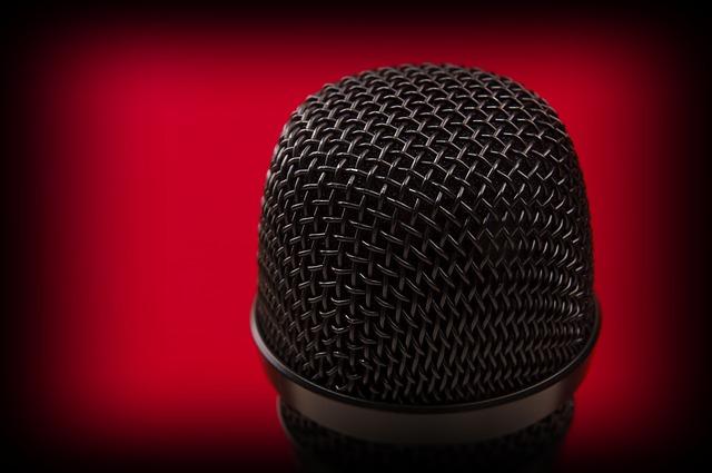 Microphone Pixabay Goranmx